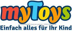 Принимаем заказы с сайта MyToys