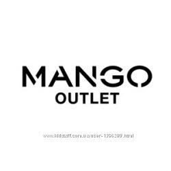 Принимаем заказы с сайта МANGOoutlet