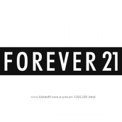 Принимаем заказы с сайта FOREVER 21