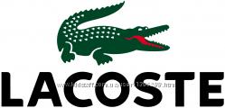 Принимаем заказы с сайта Lacoste