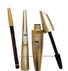 Тушь False Lash Effect  подводка  карандаш от Max Factor набор 3 в 1