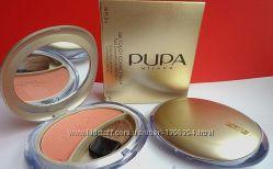 Компактные румяна Pupa Silk Touch Compact Blush Пупа Силк Тач Компакт Блаш