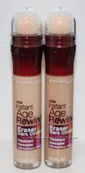 Тональный крем Maybelline Anti-Age The Eraser Мейбелин Анти Эдж Эрайзер