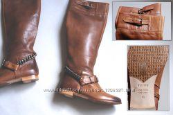 Новые классические кожаные женские сапоги Le Silla