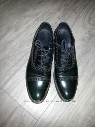 Продам крутые туфли оксфорды
