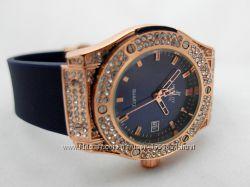 Женские часы HUBLOT - Geneve cristal 6 цветов