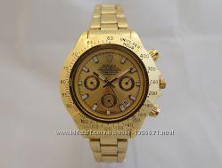 Часы ROLEX - Oyster Perpetual, цвет корпуса золотой, циферблат золотой