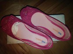 Новые замшевые балетки Kid Express 31 размер, лакированные туфли 32 р.