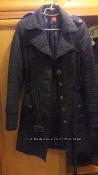 Пальто с орнаментом