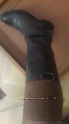 Сапоги кожаные Tommy Hilfiger