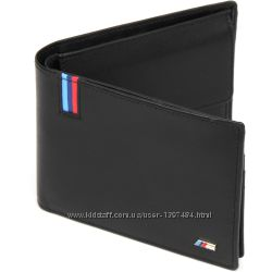 ������� �������� BMW M Wallet with Coin Compartment