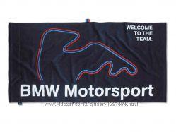 Пляжное полотенце BMW Motorsport Beach Towel