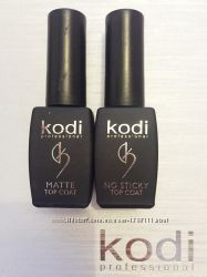 Kodi matte top no sticky top coat