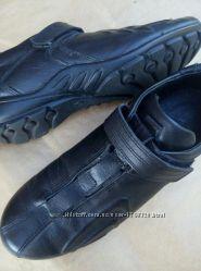 Кожаные туфли р. 38 по стельке 24, 5 см