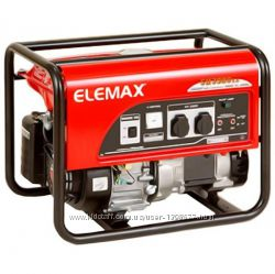 Генератор Elemax SH 3900 EX