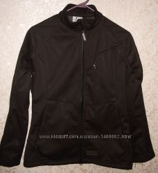 Женская куртка софтшелл, теплая непродуваемая Grinario Sports