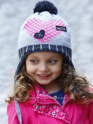 Детские шапки осень зима RASTER