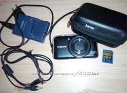 Продам Canon SX230HS