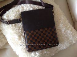 Сумка кожаная Louis Vuitton