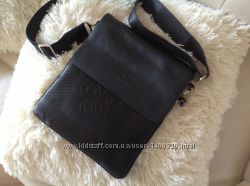 Кожаная сумка через плечо Louis Vuitton