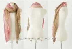 итальянский шарф FALIERO SARTI 100 оригинал