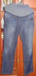 Продам джинсы для беременных бу
