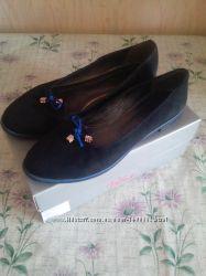 Продам туфли без каблука 41 размера