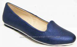 Продам туфли-балетки 41, 42 размера