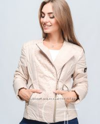 Куртка женская короткая демисезонная, ветровка, косуха