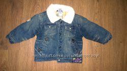 Джинсовая курточка Baby club