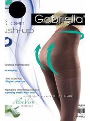 Колготки с утягивающими шортиками Gabriella Medica Push-up 100 den