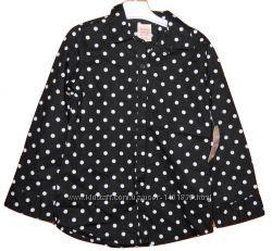 Рубашка Faded Glory на девочку 4-5 лет