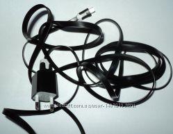 Шнур USB 3метра с адаптером