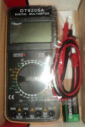 Мультиметр тестер DT 9205