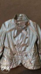 Куртка кожанная s