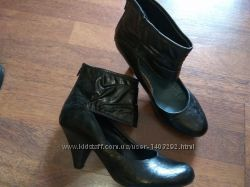 Туфли кожа GORTZ 39 р 25. 5 см Германия