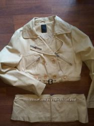Курточка кожа Vero moda Германия