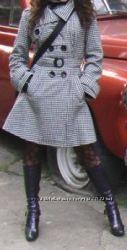 Женский плащ пальто Sisley осень-весна