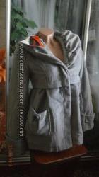 Пальто женское осень 44-46 новое