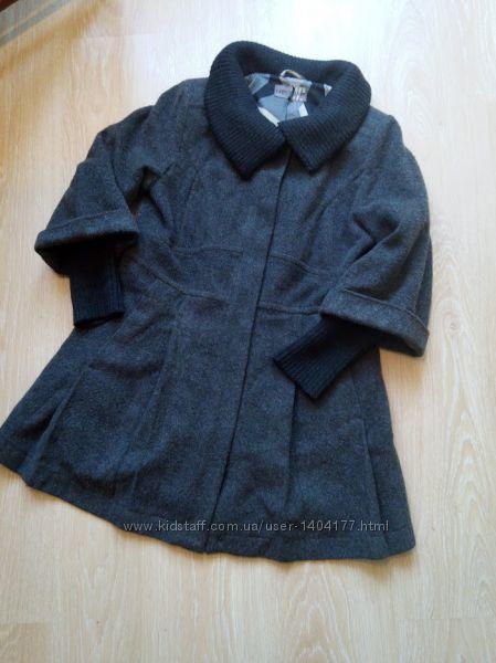 Красивое пальто женское деми