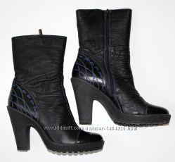 Ботинки Wildcat кожаные распаровка