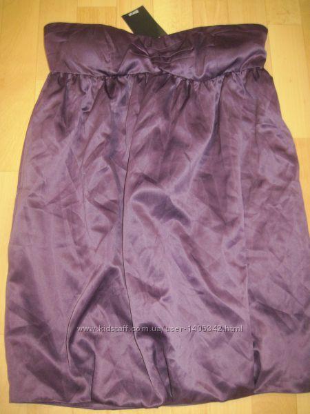 Новая стильная туника, платье на подкладке, размер 12 М от Blanco
