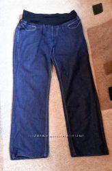 Брюки джинсовые для беременных