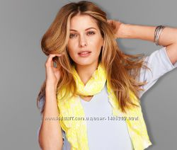 Красивий шарф Crinkle TCM TCHIBO
