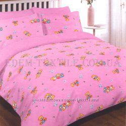 Постельное белье Viluta детское в кроватку 105х145 ранфорс 6112