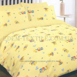 Постельное белье Viluta детское в кроватку 105х145 ранфорс