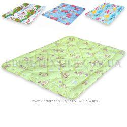 Одеяло детское антиаллергенное VIVA 110х140 бязь