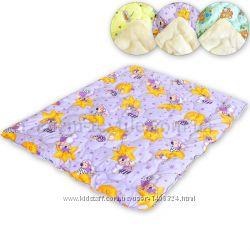 Одеяло детское антиаллергенное меховое VIVA 110х140 ОВЕН