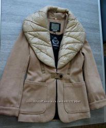 Продам шикарное новое пальто р. m