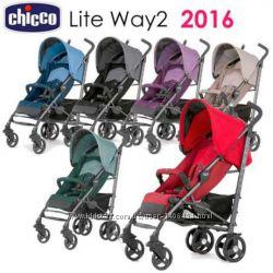 Прогулочная коляска Chicco Lite Way, Chicco Multiway